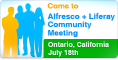 Alfresco User Group