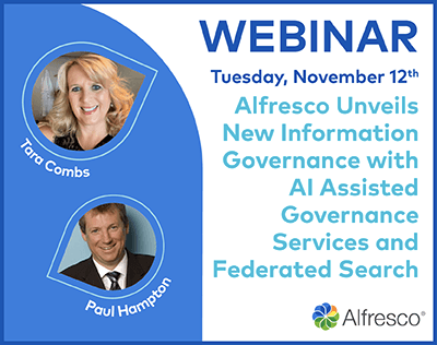 Information Governance Webinar